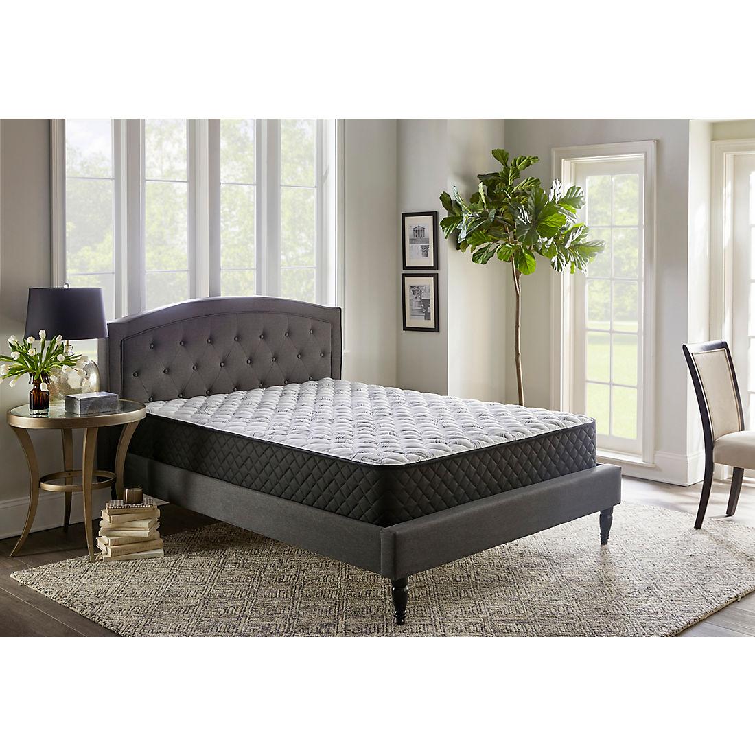Berkley Jensen Queen Size Firm Support Comfort Select Mattress Bjs Wholesale Club