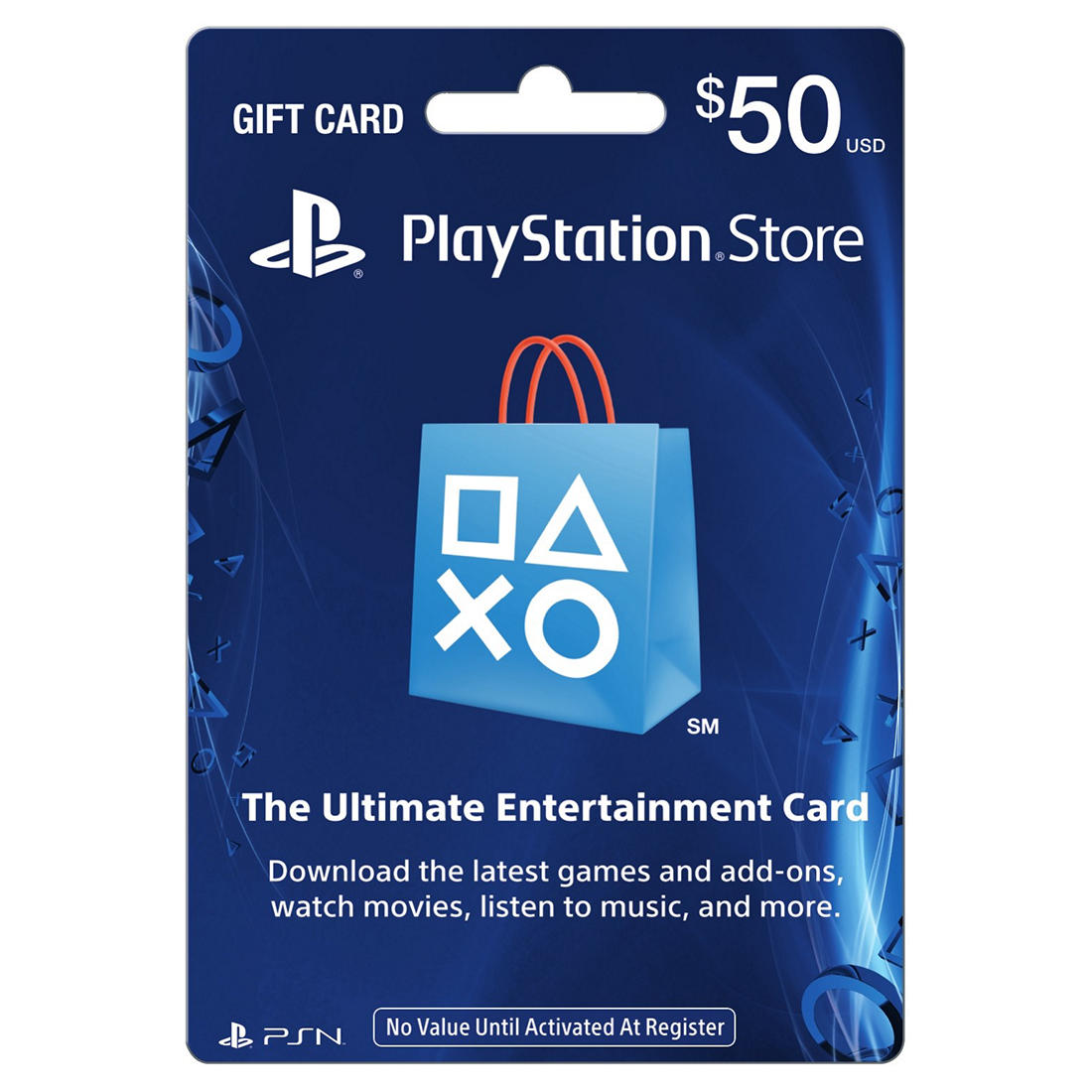 50 Playstation Store Gift Card Bjs Wholesale Club