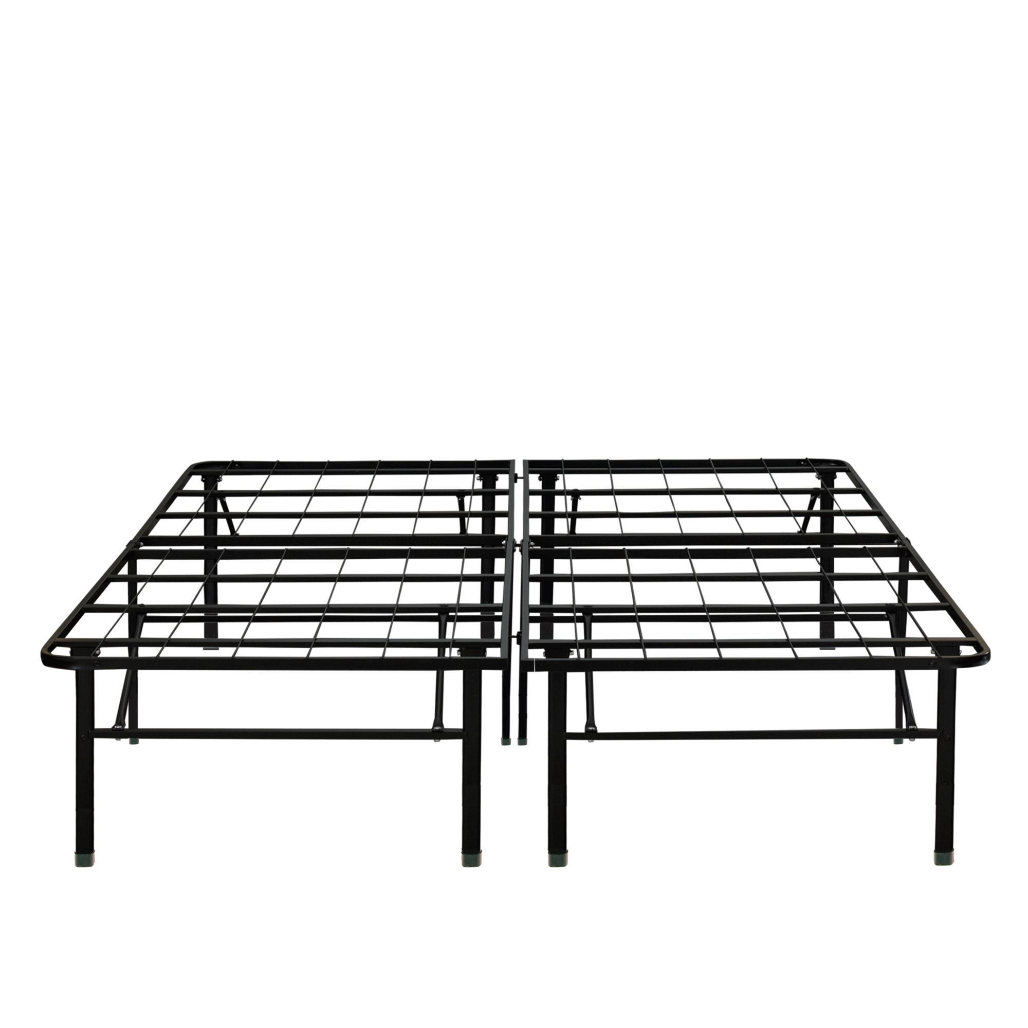 Image of: 18 Contour Rest Dream Support Queen Size Bed Frame Bjs Wholesale Club