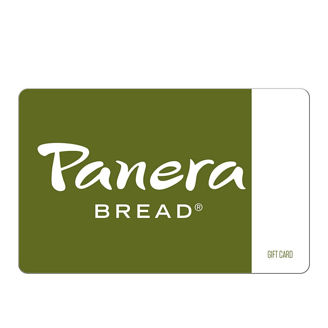 Panera Bread 10 Gift Card 3 Pk Bjs Wholesale Club