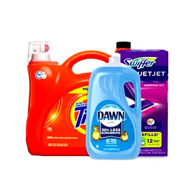 cleaning and household goods