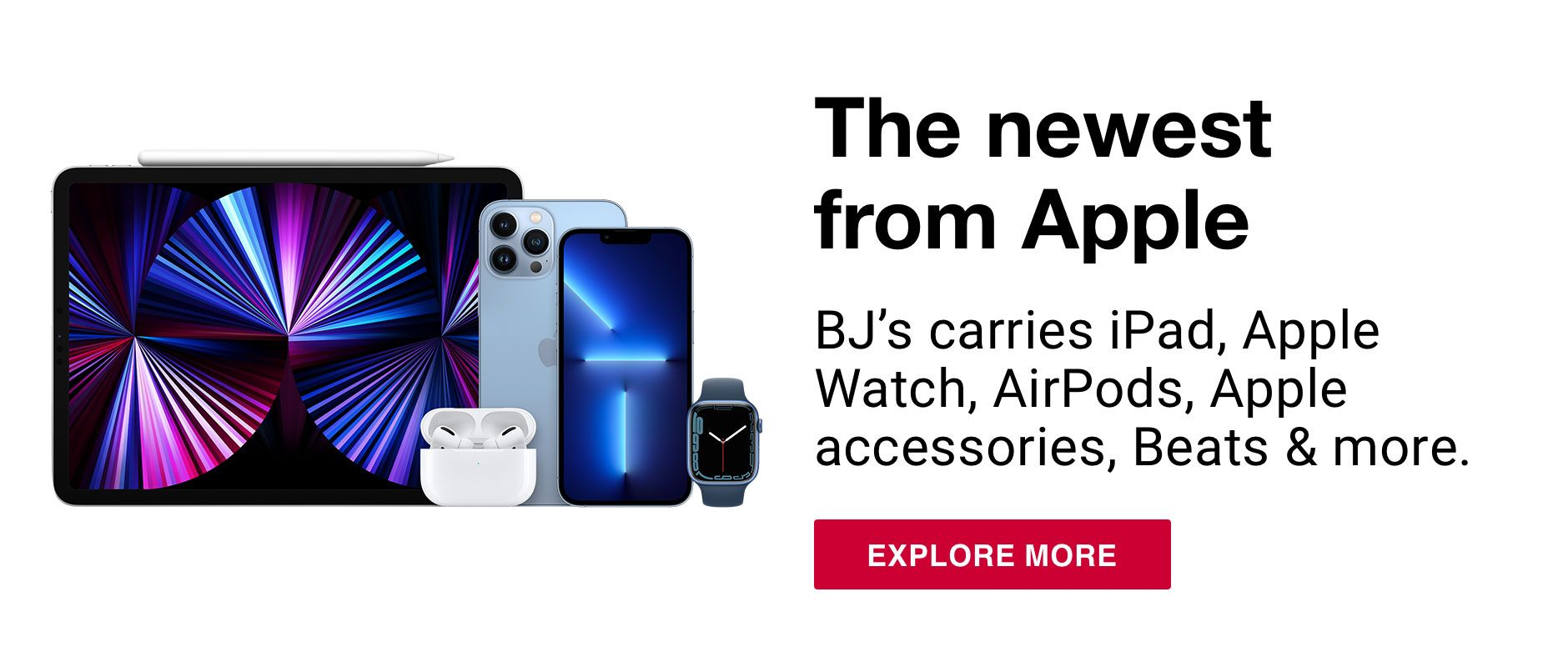 The Newest From Apple. Shop All