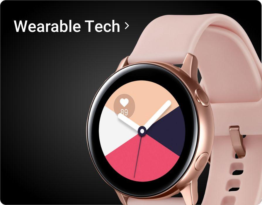 Shop wearable tech