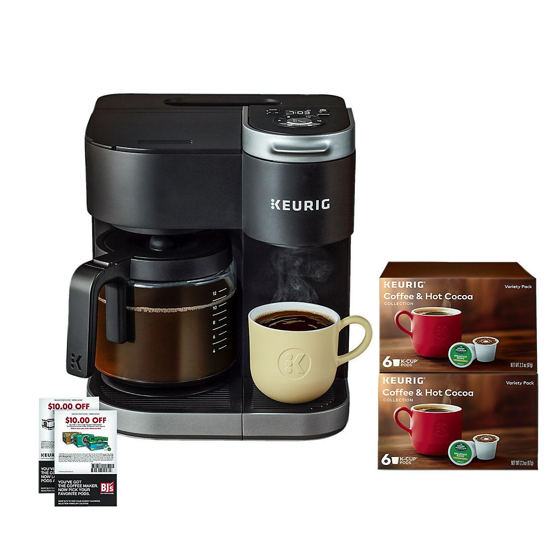 KEURIG K-Duo Essentials Coffee Maker Filter Basket Set