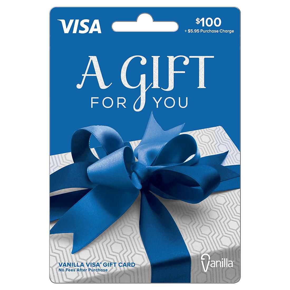 $7 Vanilla Visa Gift Card - BJs WholeSale Club