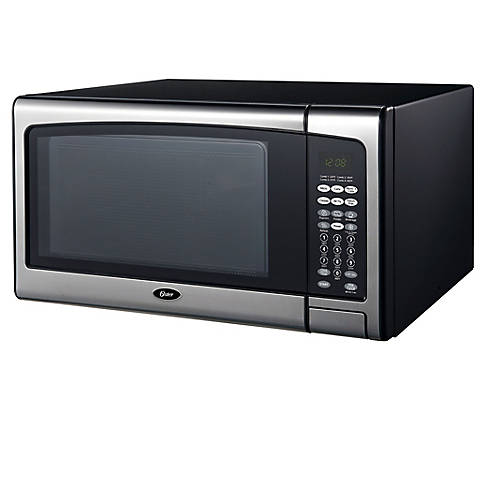 Oster 3 In 1 Convection Oven Air Fryer Microwave 1 2 Cu Ft Bjs Wholesale Club