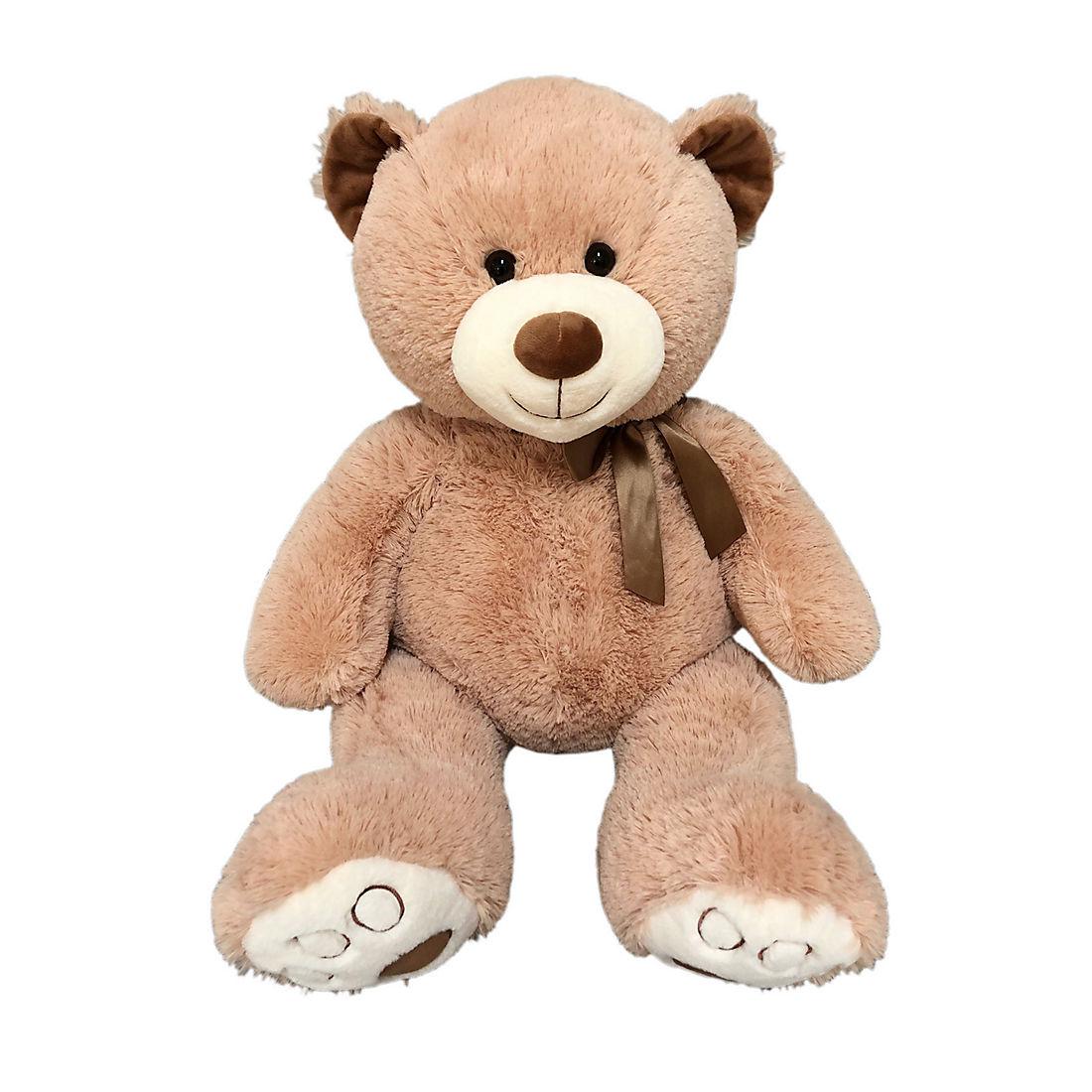 Blue Big Teddy Bear, Hugfun Plush Animal Bear Bjs Wholesale Club
