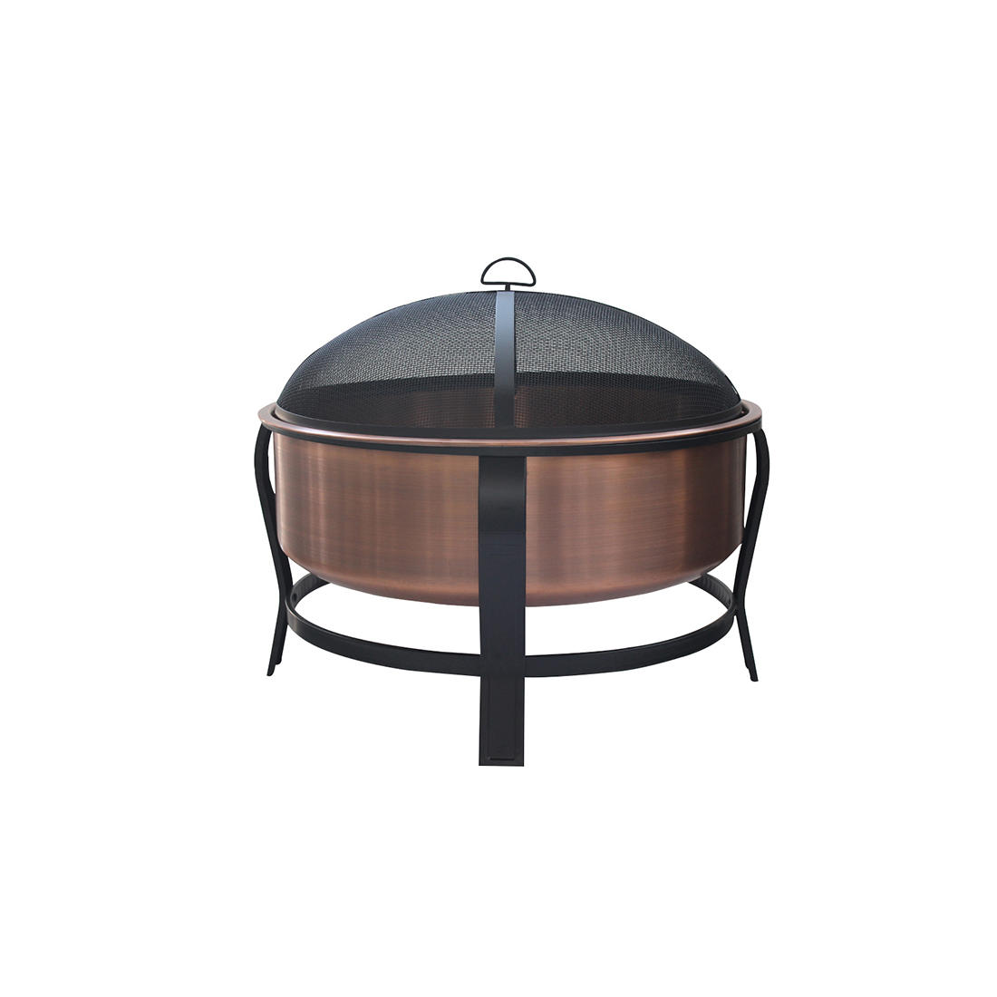 30 Copper Wood Burning Fire Pit Bjs Wholesale Club