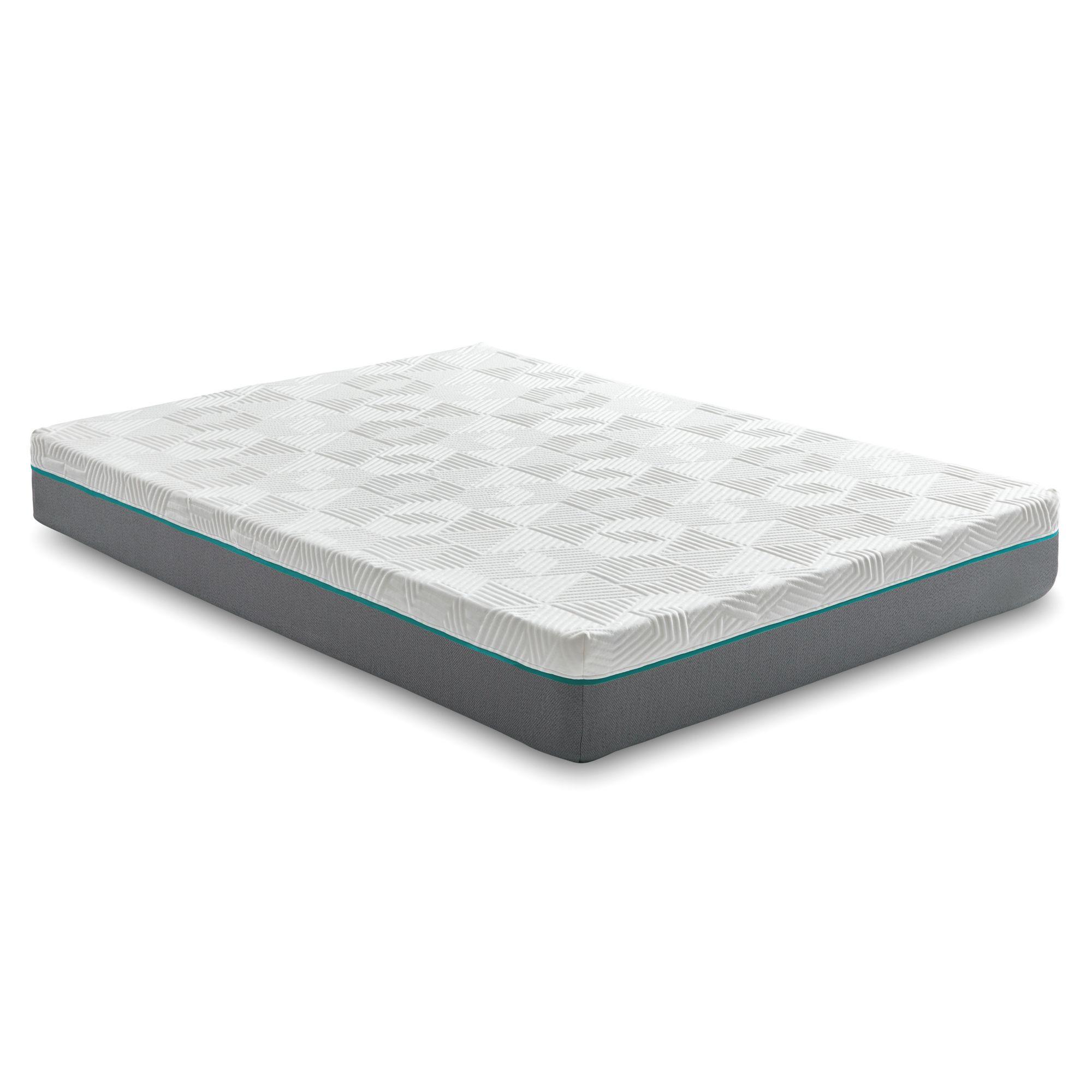 Berkley Jensen Hybrid 10 Full Size Bed In A Box Mattress Bjs Wholesale Club