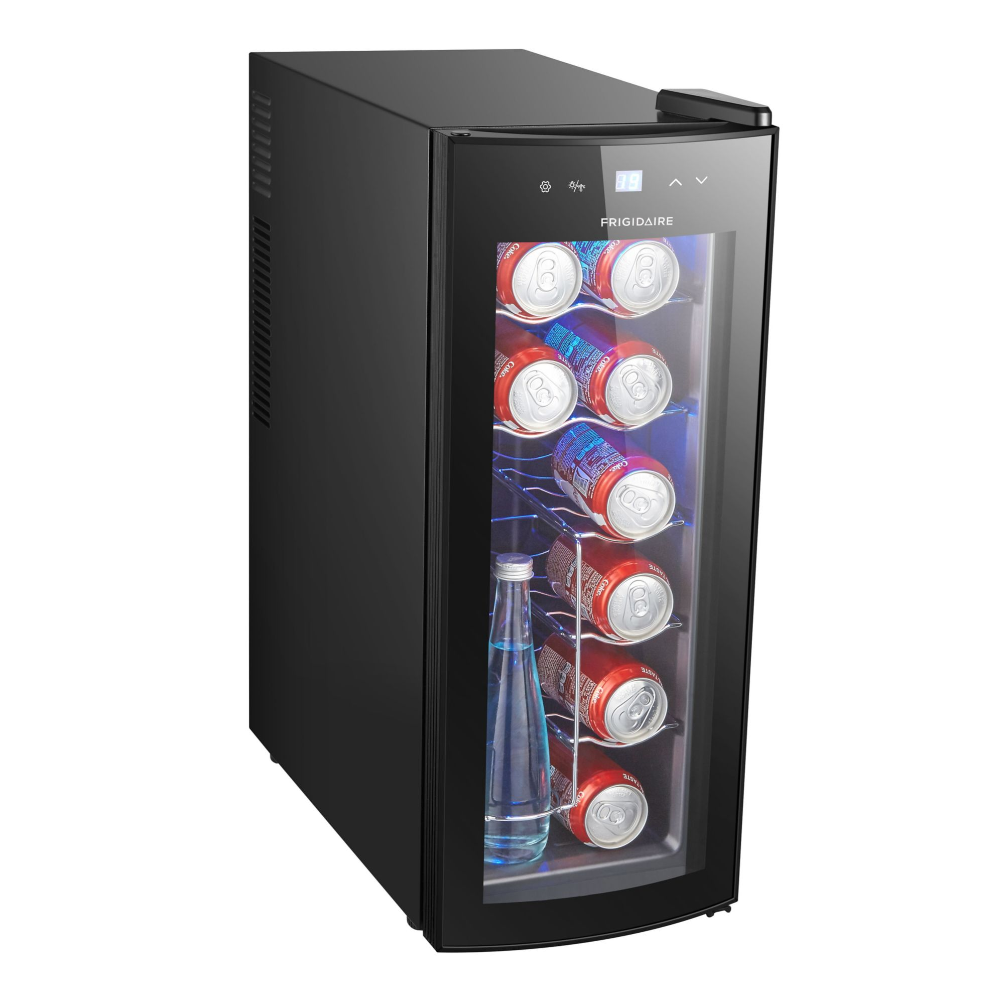 Frigidaire 12 Bottle 26 Can Curved Door Beverage Cooler Bjs Wholesale Club