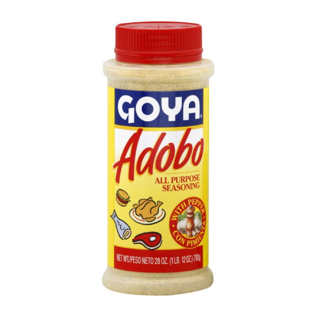 Goya Adobo Seasoning 28 Oz Bjs Wholesale Club