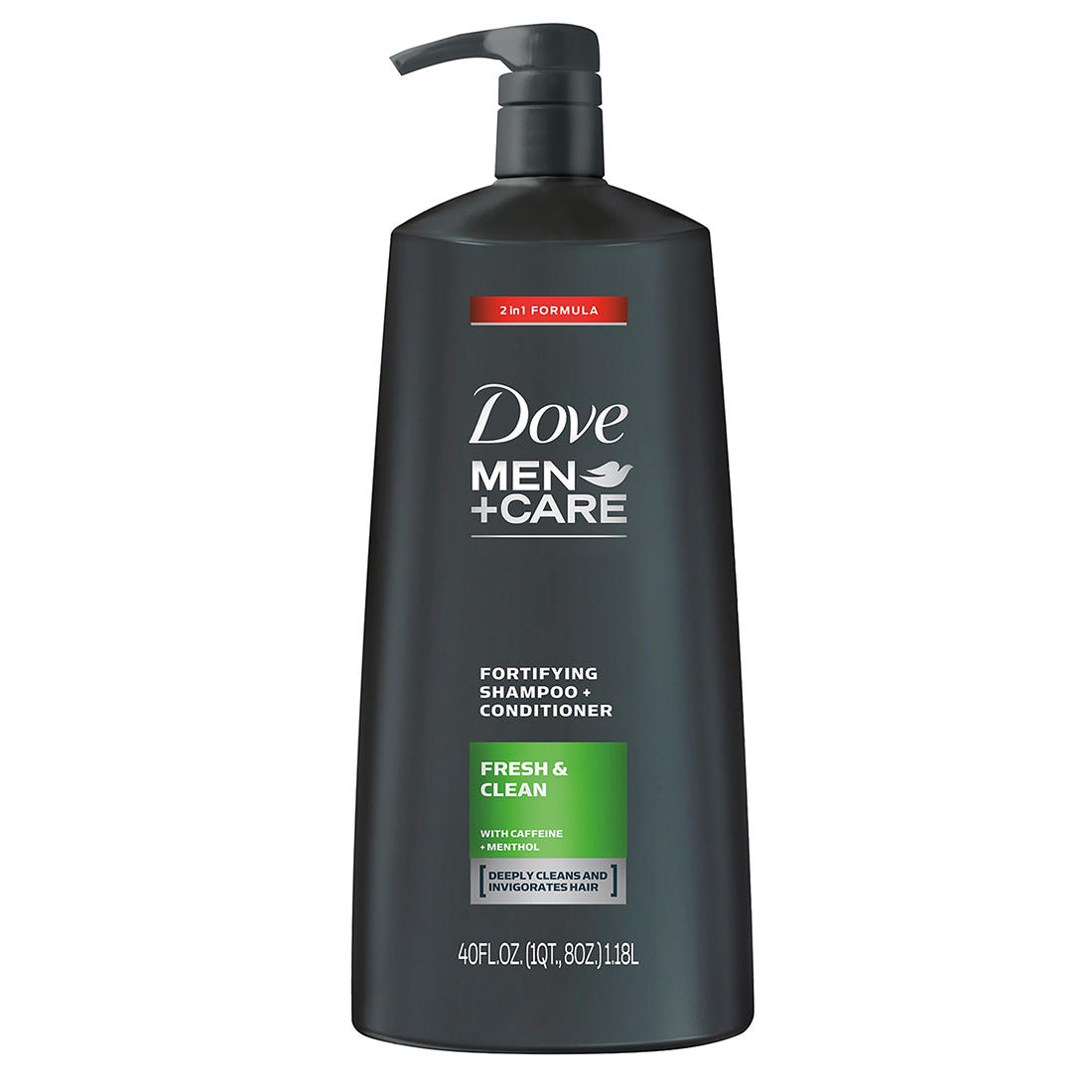 Dove Men Care Fresh And Clean 2 In 1 Shampoo And Conditioner 40 Oz Bjs Wholesale Club