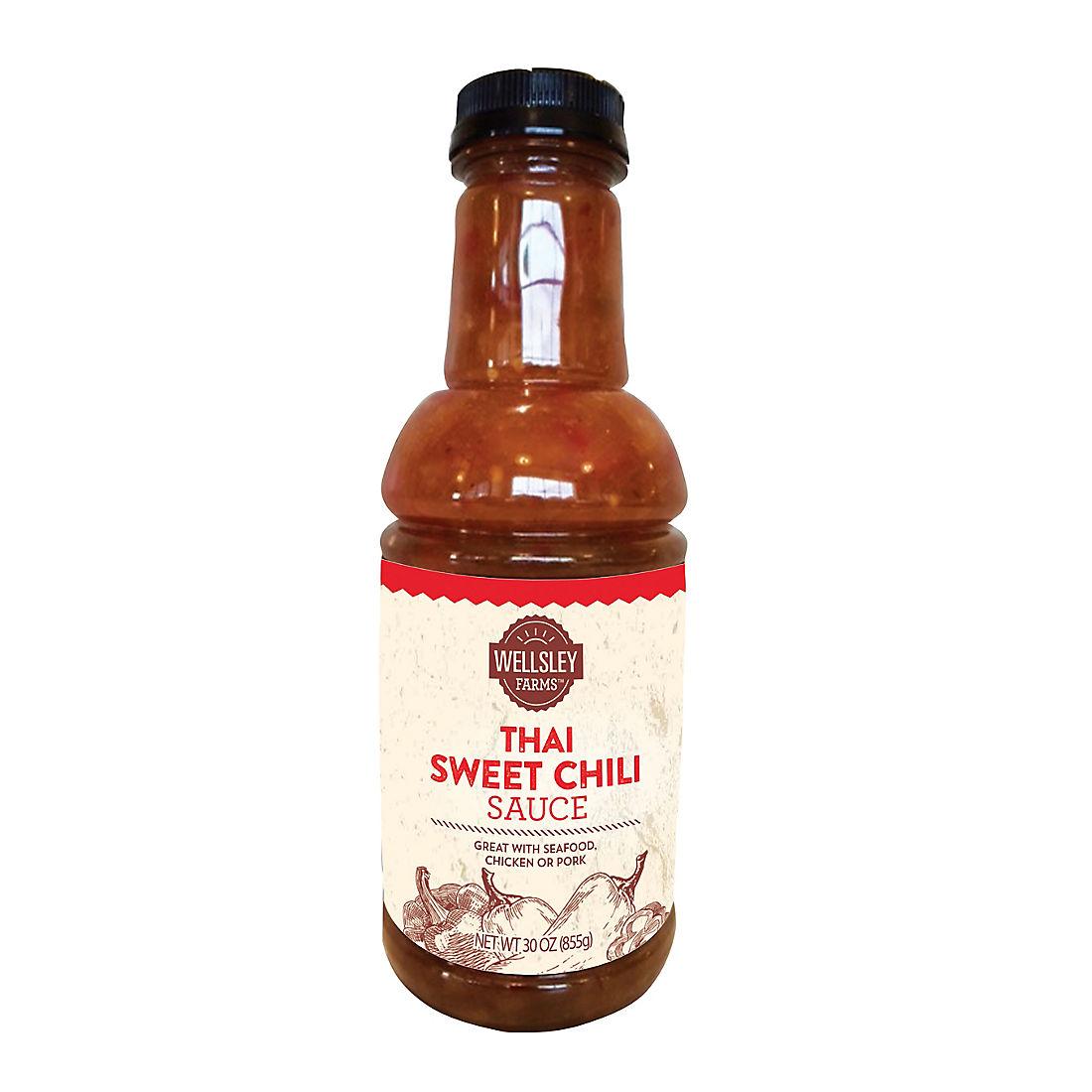 Wellsley Farms Thai Chili Sauce 30 Oz Bjs Wholesale Club